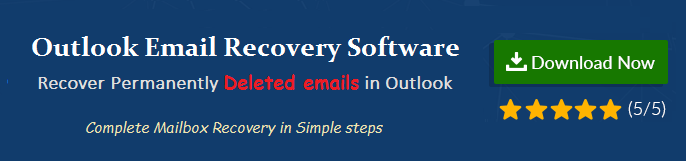 Solved – How to Recover Permanently Deleted Emails from MS